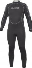 Neoprenový oblek Velocity Full 5mm Man černý, vel. L