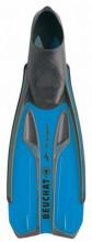 Ploutve šnorchlovací X-Voyager Full Foot modré