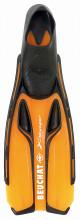 Ploutve šnorchlovací X-Voyager Full Foot oranžové