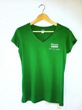 Tričko Direct Ocean zelené dámské vel. L