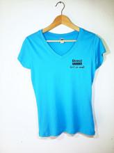 Tričko Direct Ocean světle modré dámské