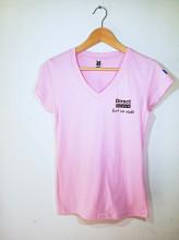 Tričko Direct Ocean růžové dámské vel. L