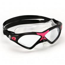 Plavecké brýle Seal XP2 Lady černo-růžové / čirý silikon