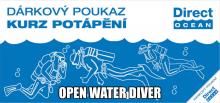 Kurz potápění pro začátečníky OWD