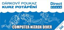 Specializace Computer Nitrox Diver
