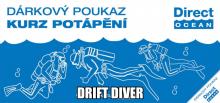 Specializace Drift Diver