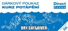 Specializace Dry Suit Diver