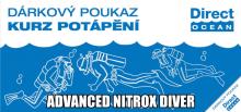 Specializace Advanced Nitrox Diver