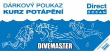 Profesní kvalifikace Divemaster