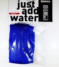 Síťka na lahev 12l modrá