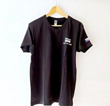 Tričko Direct Ocean černé pánské